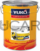 Yuko Super Gas 10W-40 (API SJ/CF, LPG) полусинт. моторное масло, 20 л