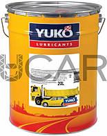Yuko Classic 15W-40 (API SF/CC) минеральное моторное масло, 20 л