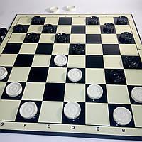 Шашки классические (настольные игры), фото 1