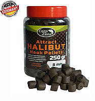Пеллетс насадочный CarpZone Attract HALIBUT Hook Pellets 250g