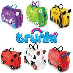 Чемоданчики, сумки, рюкзачки Trunki