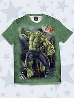 Футболка Hulk art Код:21161