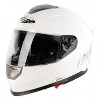 Мото шлем  Nitro NP-1100F DVS APEX WHITE