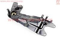 Кронштейн крепления глушителя  на скутер  Viper - MATRIX 150 сс