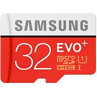Карта памяти SAMSUNG MICROSDXC 32GB Evo Plus
