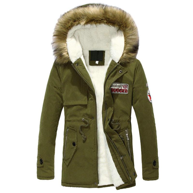 fa465345a6c Мужская куртка осень-зима Army - V-grupe - Интернет-магазин в Луцке