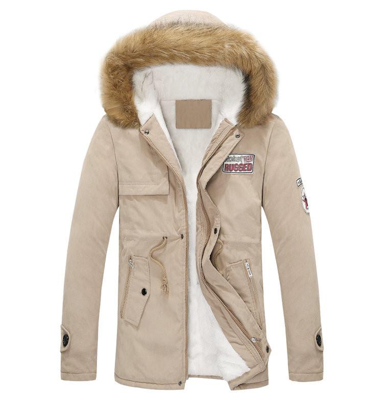 4fadb790f6d Мужская куртка осень-зима Army