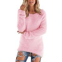 Женский свитер очень мягкий