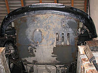 Защита двигателя и КПП Chrysler Voyager (2001-2007) автомат 2.8 D
