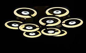 ЛЮСТРА LA8030/9 LED (BLACK), фото 2