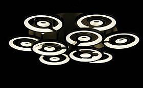 ЛЮСТРА LA8030/9 LED (BLACK), фото 3