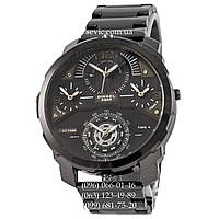 Часы наручные Diesel DZ7361 Steel All Black (реплика)