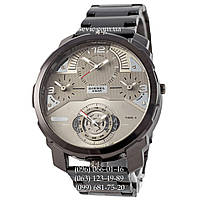 Часы наручные Diesel DZ7361 Steel Black-Silver (реплика)