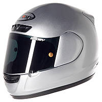 Фирменный шлем CASCO SUOMY APEX MONO SILVER размер  ХL