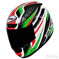 Итальянский  шлем Suomy   APEX ITALY размер ХХL