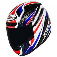 Шлем Suomy   APEX FRANCE размер ХХХL с тонированным визором