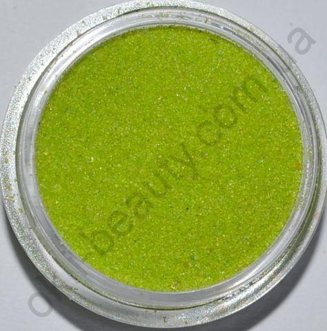 Бархатный песок оливковый (БП-07), 5 грамм