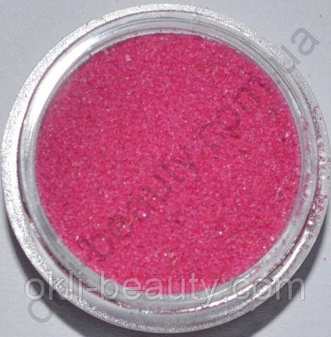 Оксамитовий пісок рожевий (БП-11), 5 грам