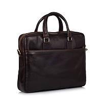 Портфель Virginia Conti VCM01285C кожаный Коричневый