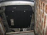 Захист двигуна і КПП Mercedes Vito (W638) (1996-2003) автомат 2.2 CDI