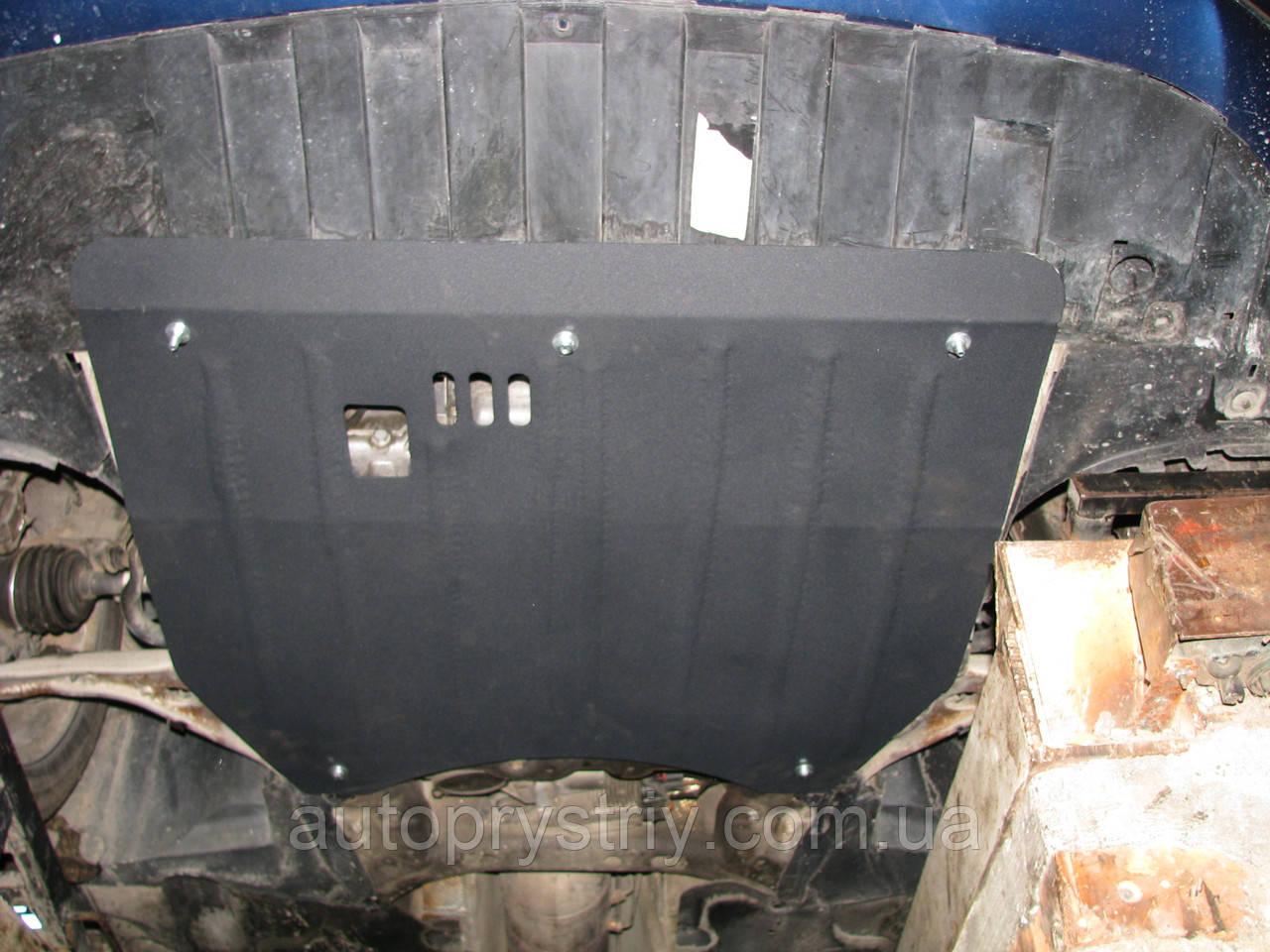 Защита двигателя и КПП Mercedes B-Class 180 (W246) (2011--) автомат 1.8 D