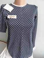 Модная трикотажная подростковая кофточка для девочек Код:392497474