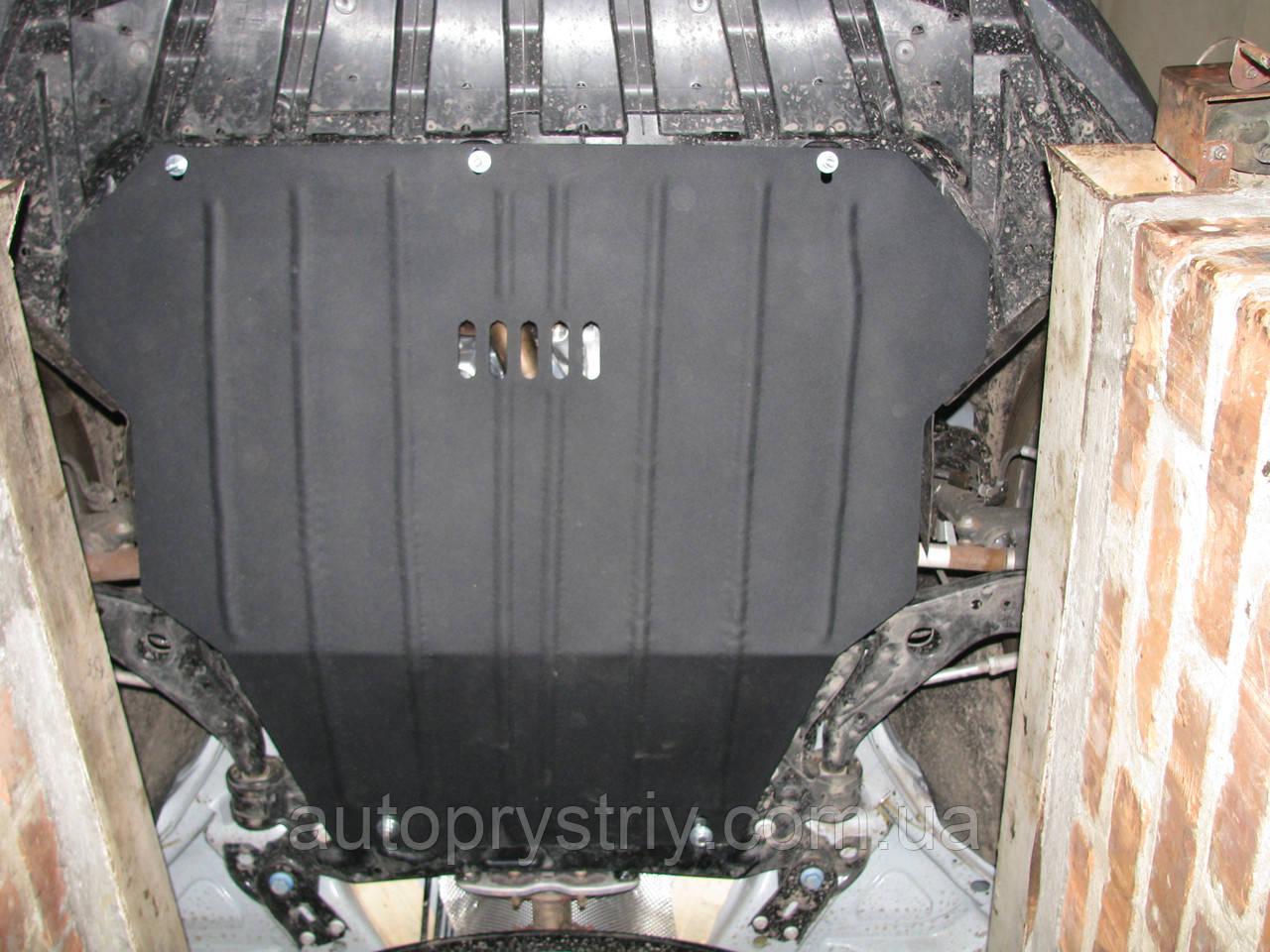Захист двигуна і КПП Ford Transit Connect (2013--) механіка всі