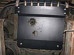 Захист двигуна і КПП Ford Transit кенгурятник (2000-2007) механіка 2.0 D