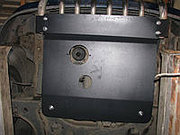 Защита двигателя и КПП Ford Transit кенгурятник (2000-2007) механика 2.0 D