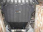 Защита двигателя и КПП Ford Focus 3 EcoBoost (2013--) 1.0