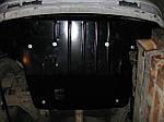 Защита двигателя и КПП Fiat Croma (1986-1996) механика 2.0