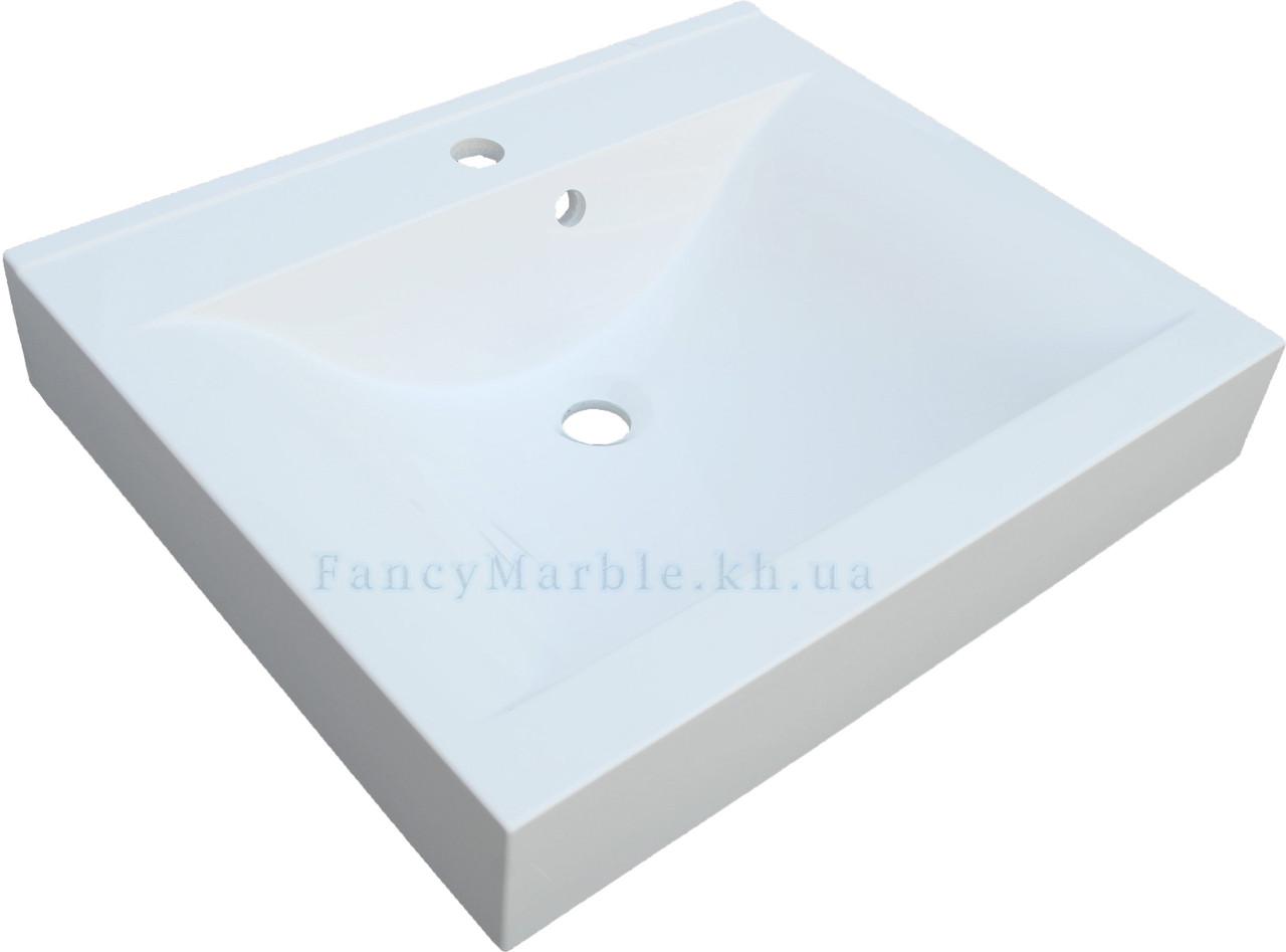 Раковина Fancy Marble Nadja 600x500