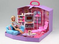 Кукольная мебель Глория Домик 2014HB