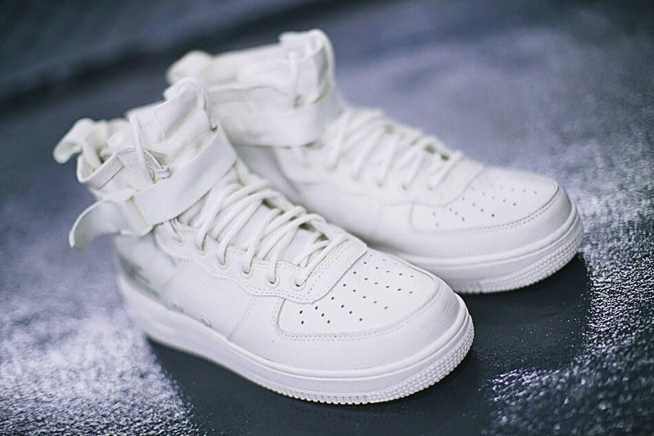 best service 87170 d4ed1 Кроссовки Nike SF Air Force 1 Utility Mid