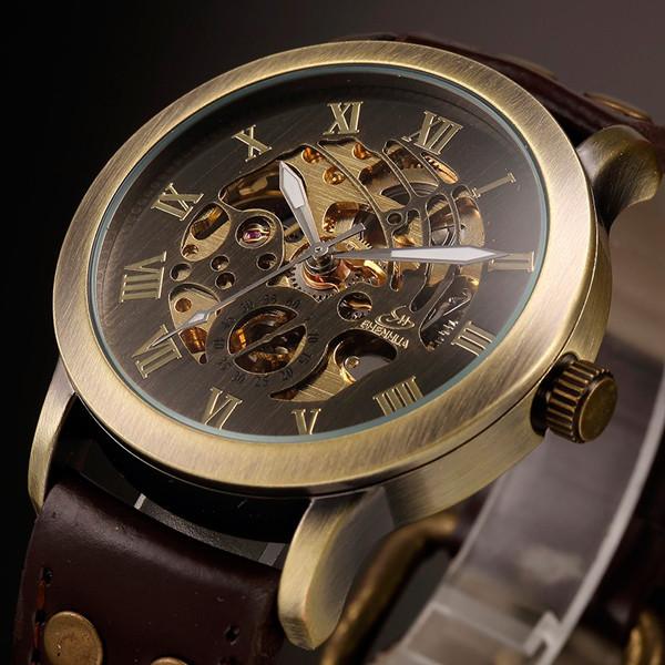 Купить механические часы женские недорогие обычные часы наручные мужские