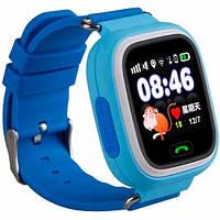 UWatch Детские часы Smart Q100 Blue