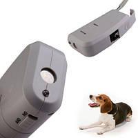 Ультразвуковой отпугиватель собак 3 в 1 Dog Bark 180db