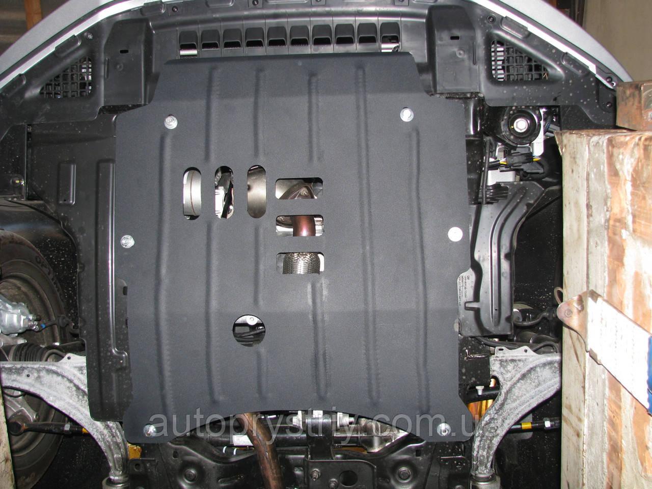 Защита двигателя и КПП Chevrolet Cruze (2008-1-)