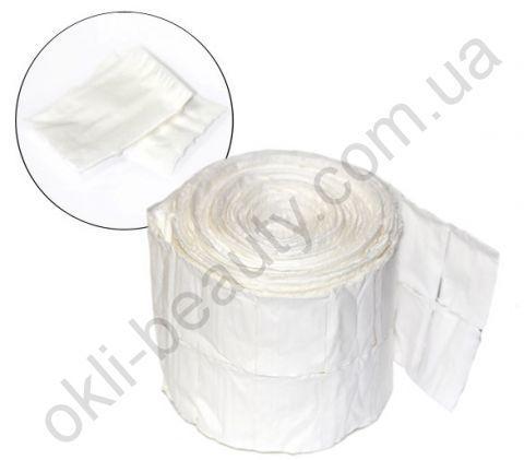 Салфетки для очистки ногтей, кистей в рулоне NN-11