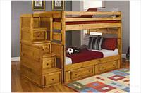 "Двухъярусная кровать ""Саванна"" Чавис"