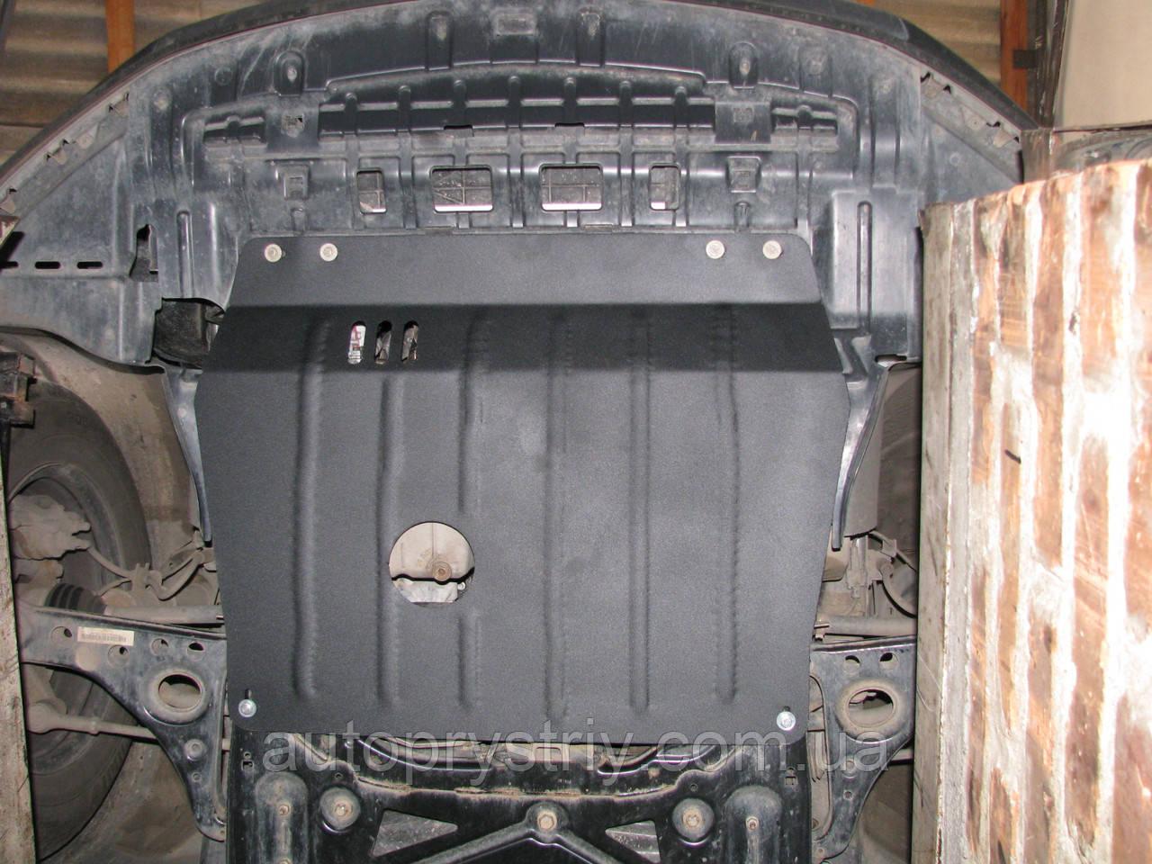 Защита двигателя и КПП Chevrolet Tracker (APV) (2013--) 1.4, 1.8