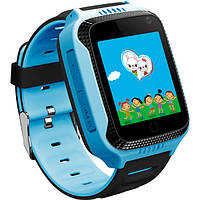 Смарт часы детские Smart GPS T7 Blue