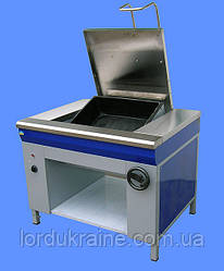 Сковорода электрическая профессиональная на 38 л. СЭМ-0,2С (стандарт) ТМ ЭФЕС