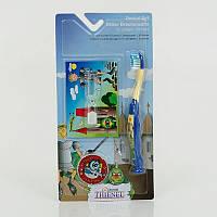 Гр Детский набор зубная щетка, песочные часы 0131/20121 (40)