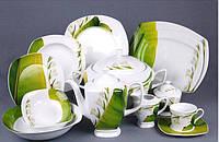 Сервиз столово - чайный Lefard Ландыш 39 предметов, 591-013