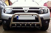 Защита переднего бампера (кенгурятник)