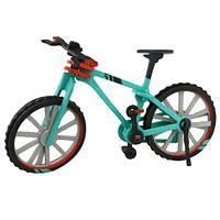 Деревянный 3D конструктор-раскраска «Велосипед»
