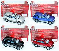 Машина KINSMART KT 5040 W (96/4) инер-я, 1:36 Lexus RX300 , открыв.двери, в кор-ке