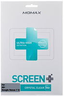 Защитная пленка для Samsung Galaxy Tab 3 10.1 P5200/P5210 - Momax Crystal Clear (глянцевая)