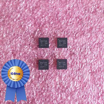 Микросхема BQ24726 ( BQ24726TI ), фото 2